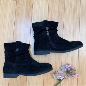 BIRKENSTOCK Sarnia slouch ankle boots, 37.